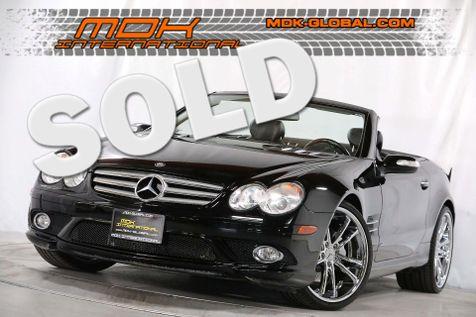 2007 Mercedes-Benz SL550 5.5L V8 - AMG SPORT PKG - Upgraded wheels in Los Angeles