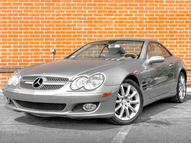 2007 Mercedes-Benz SL550 5.5L V8 Burbank, CA 1