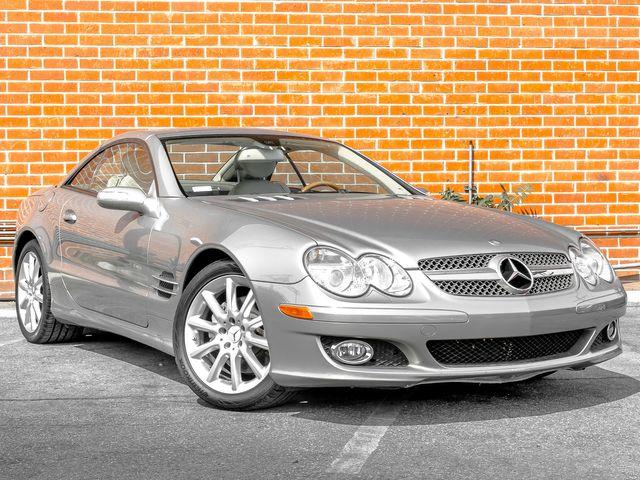 2007 Mercedes-Benz SL550 5.5L V8 Burbank, CA 2