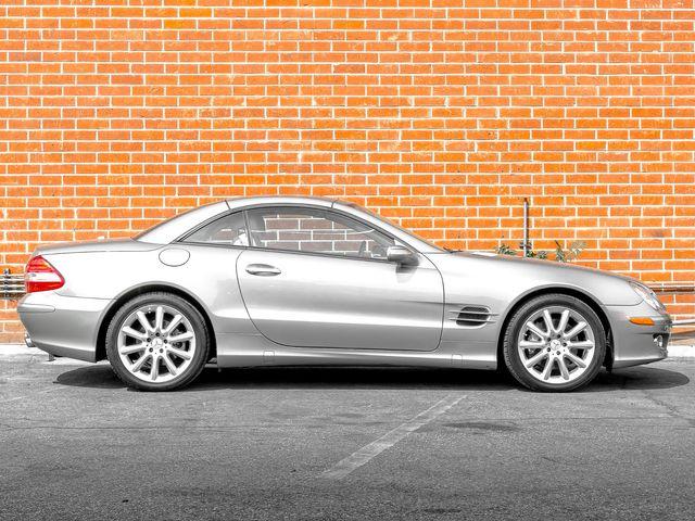 2007 Mercedes-Benz SL550 5.5L V8 Burbank, CA 4