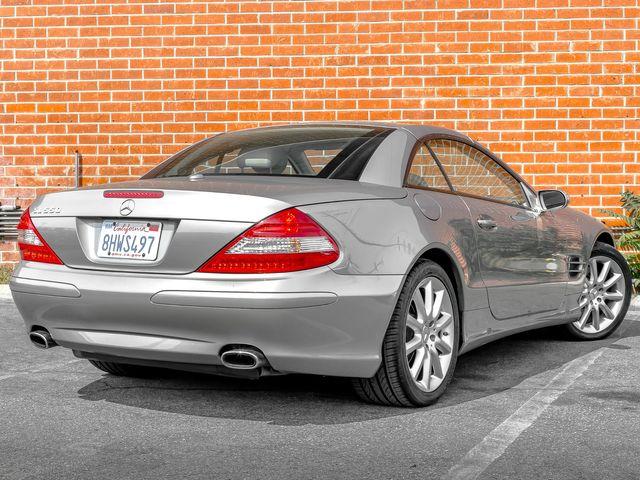 2007 Mercedes-Benz SL550 5.5L V8 Burbank, CA 6