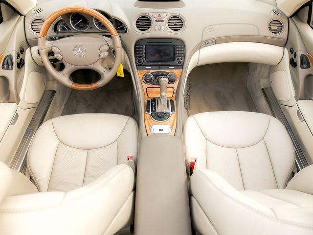 2007 Mercedes-Benz SL550 5.5L V8 Burbank, CA 9