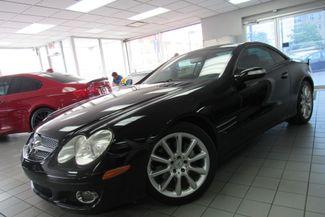 2007 Mercedes-Benz SL550 5.5L V8 W/NAVIGATION SYSTEM Chicago, Illinois 5