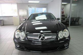 2007 Mercedes-Benz SL550 5.5L V8 W/NAVIGATION SYSTEM Chicago, Illinois 4