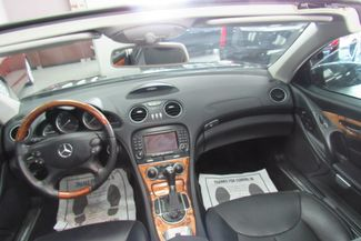 2007 Mercedes-Benz SL550 5.5L V8 W/NAVIGATION SYSTEM Chicago, Illinois 14