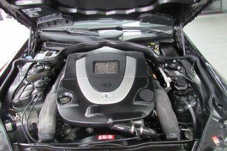 2007 Mercedes-Benz SL550 5.5L V8 W/NAVIGATION SYSTEM Chicago, Illinois 34