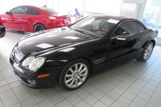 2007 Mercedes-Benz SL550 5.5L V8 W/NAVIGATION SYSTEM Chicago, Illinois 7
