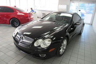2007 Mercedes-Benz SL550 5.5L V8 W/NAVIGATION SYSTEM Chicago, Illinois 6