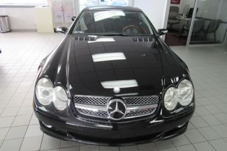 2007 Mercedes-Benz SL550 5.5L V8 W/NAVIGATION SYSTEM Chicago, Illinois 3