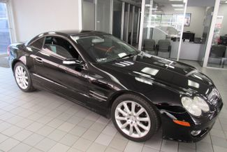 2007 Mercedes-Benz SL550 5.5L V8 W/NAVIGATION SYSTEM Chicago, Illinois 1