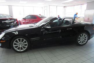 2007 Mercedes-Benz SL550 5.5L V8 W/NAVIGATION SYSTEM Chicago, Illinois 11