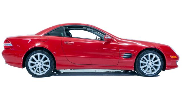 2007 Mercedes-Benz SL550 5.5L V8 in Dallas, TX 75229