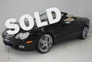 2007 Mercedes-Benz SL550 5.5L V8 Houston, Texas