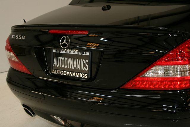 2007 Mercedes-Benz SL550 5.5L V8 Houston, Texas 13