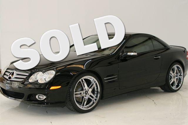 2007 Mercedes-Benz SL550 5.5L V8 Houston, Texas