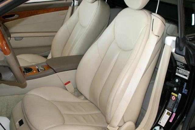2007 Mercedes-Benz SL550 5.5L V8 Houston, Texas 20