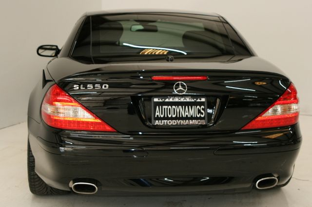 2007 Mercedes-Benz SL550 5.5L V8 Houston, Texas 5