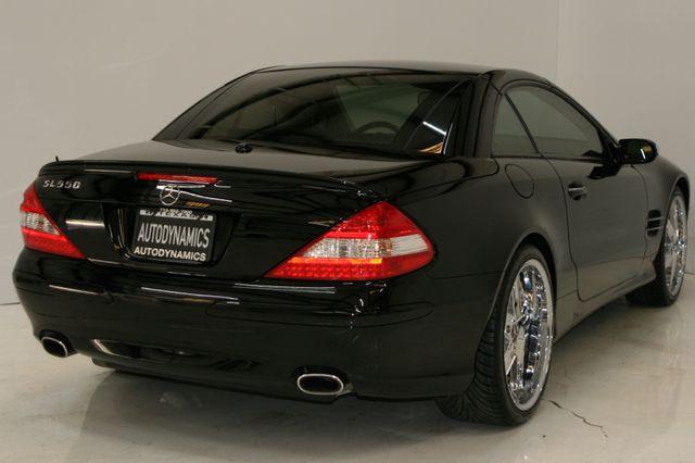 2007 Mercedes-Benz SL550 5.5L V8 Houston, Texas 7