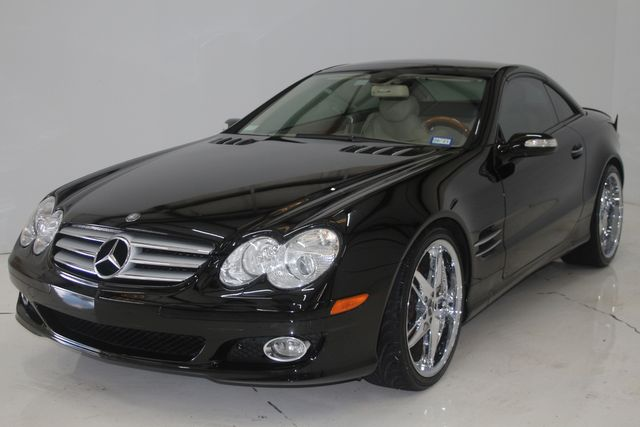 2007 Mercedes-Benz SL550 5.5L V8 Houston, Texas 2
