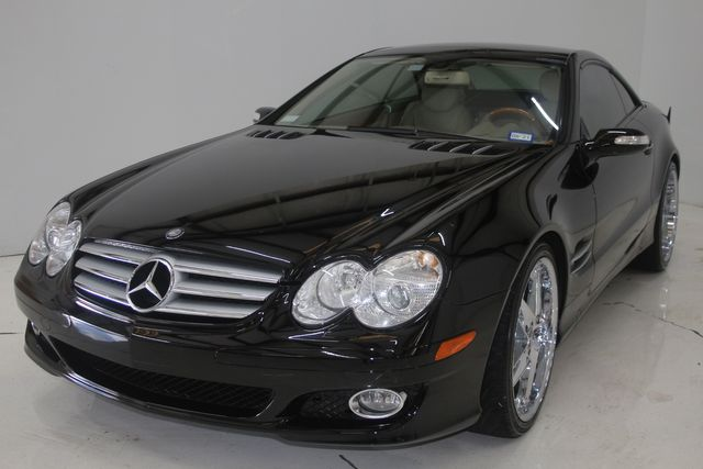 2007 Mercedes-Benz SL550 5.5L V8 Houston, Texas 3