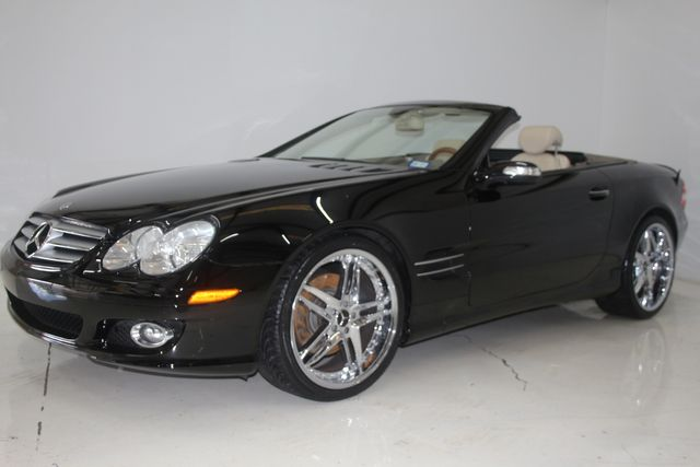 2007 Mercedes-Benz SL550 5.5L V8 Houston, Texas 11