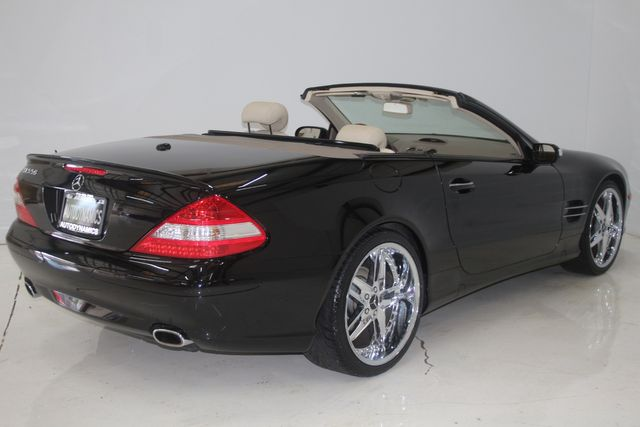 2007 Mercedes-Benz SL550 5.5L V8 Houston, Texas 12