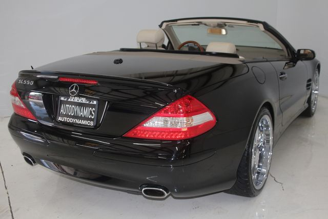 2007 Mercedes-Benz SL550 5.5L V8 Houston, Texas 13
