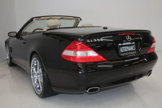2007 Mercedes-Benz SL550 5.5L V8 Houston, Texas 15