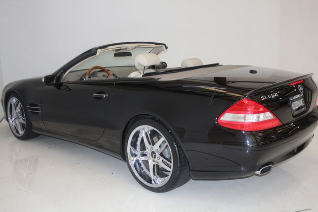 2007 Mercedes-Benz SL550 5.5L V8 Houston, Texas 16