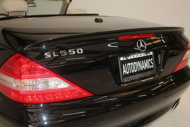 2007 Mercedes-Benz SL550 5.5L V8 Houston, Texas 17