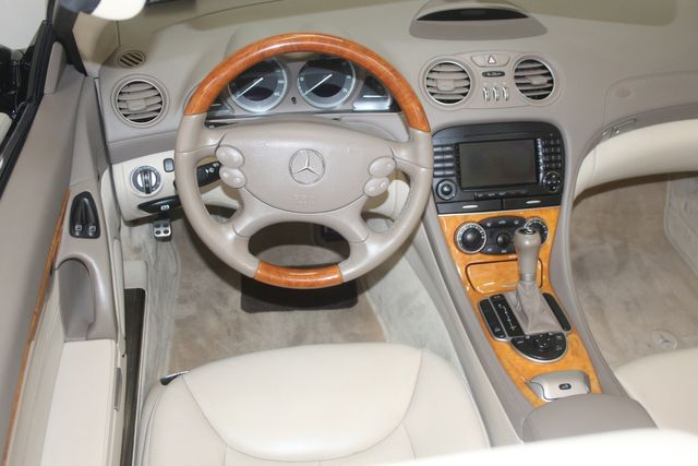 2007 Mercedes-Benz SL550 5.5L V8 Houston, Texas 19