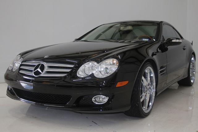 2007 Mercedes-Benz SL550 5.5L V8 Houston, Texas 4