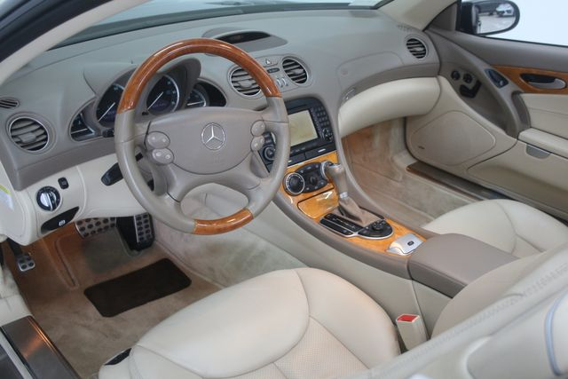 2007 Mercedes-Benz SL550 5.5L V8 Houston, Texas 21