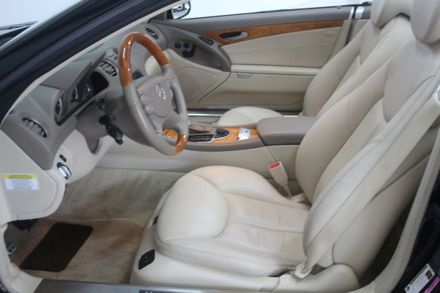 2007 Mercedes-Benz SL550 5.5L V8 Houston, Texas 22