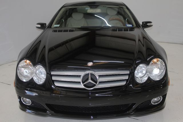 2007 Mercedes-Benz SL550 5.5L V8 Houston, Texas 5
