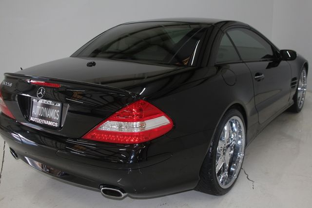 2007 Mercedes-Benz SL550 5.5L V8 Houston, Texas 31
