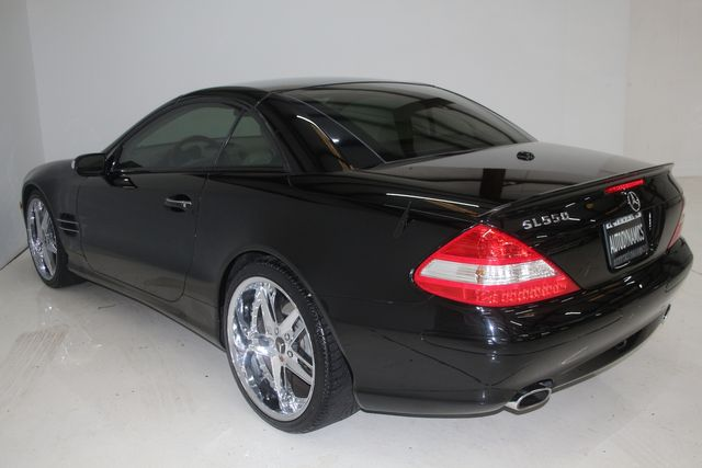 2007 Mercedes-Benz SL550 5.5L V8 Houston, Texas 32