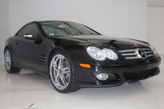 2007 Mercedes-Benz SL550 5.5L V8 Houston, Texas 6