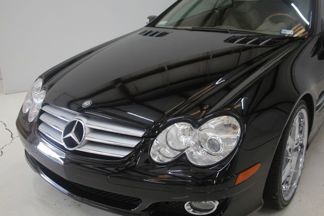 2007 Mercedes-Benz SL550 5.5L V8 Houston, Texas 7