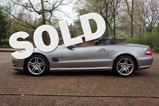 2007 Mercedes-Benz SL550 5.5L V8 Memphis, Tennessee