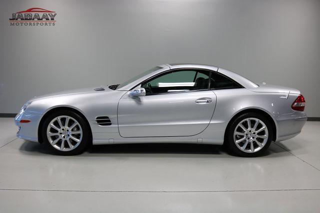 2007 Mercedes-Benz SL550 5.5L V8 Merrillville, Indiana 27