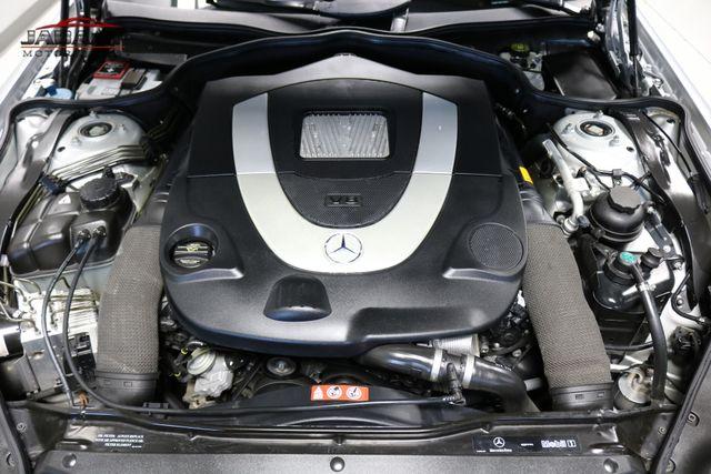 2007 Mercedes-Benz SL550 5.5L V8 Merrillville, Indiana 8