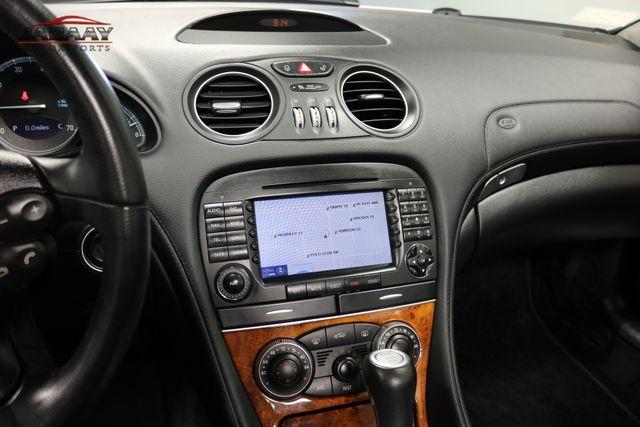2007 Mercedes-Benz SL550 5.5L V8 Merrillville, Indiana 17