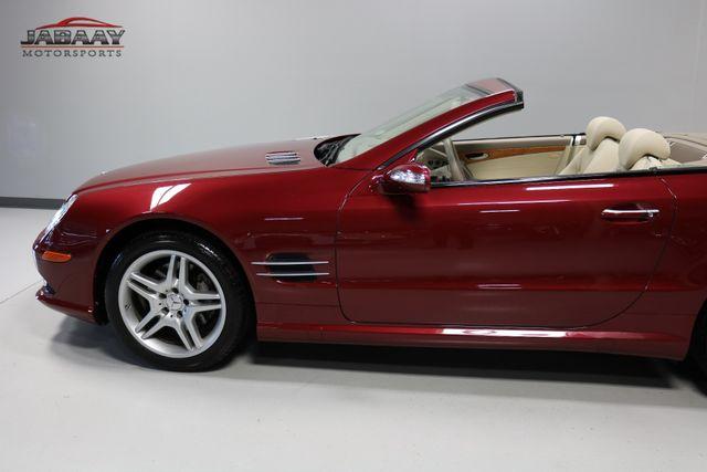2007 Mercedes-Benz SL550 5.5L V8 Merrillville, Indiana 32