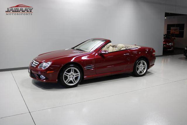 2007 Mercedes-Benz SL550 5.5L V8 Merrillville, Indiana 34