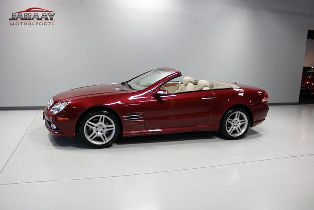 2007 Mercedes-Benz SL550 5.5L V8 Merrillville, Indiana 35
