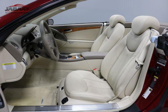 2007 Mercedes-Benz SL550 5.5L V8 Merrillville, Indiana 10