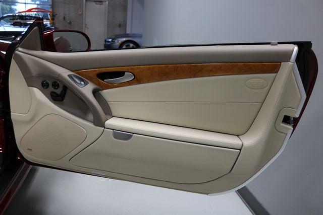 2007 Mercedes-Benz SL550 5.5L V8 Merrillville, Indiana 23