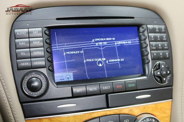 2007 Mercedes-Benz SL550 5.5L V8 Merrillville, Indiana 19