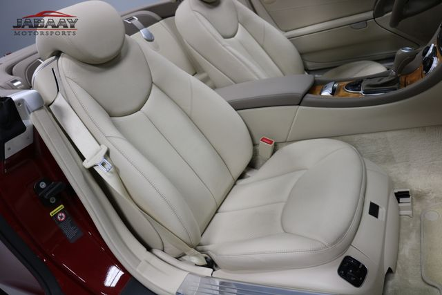 2007 Mercedes-Benz SL550 5.5L V8 Merrillville, Indiana 12